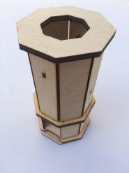 Saját termékeink Dobó torony – Henger