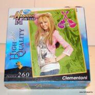 Puzzle Hannah Montana Puzzle 260 mini