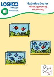 Fejlesztő játékok LOGICO PICCOLO – Adatok, gyakoriság, valószínűség