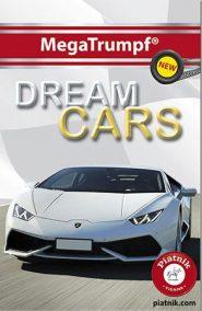 Kártyák Megatrumpf Dream Cars