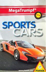 Kártyák Megatrumpf Sport Cars