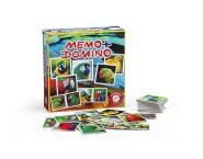 Fejlesztő játékok Memo domino Papagájok
