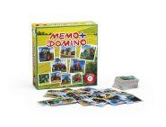 Fejlesztő játékok Memo domino Traktorok