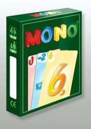 Fejlesztő játékok Mono – kártyajáték