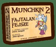 Delta Vision Munchkin – Fajtalan Fejsze (színes)
