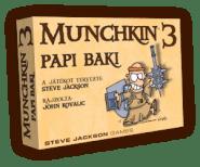 Delta Vision Munchkin – Papi baki (színes)