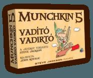 Delta Vision Munchkin – Vadító vadirtó (színes)
