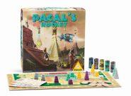 Társasjáték Pacal's Rocket