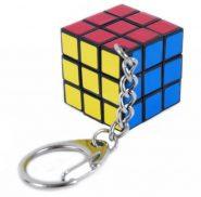 Ajándéktárgyak Rubik 3x3x3 Kulcstartós kocka