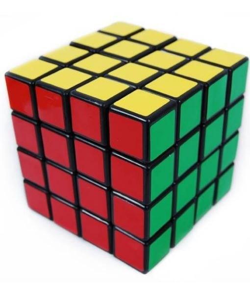 Rubik Rubik 4x4x4 kocka, kék dobozos