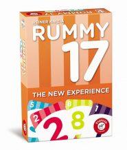 Kártyák Rummy 17