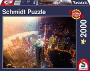 Puzzle Schmidt Puzzle – Day and Night, Time slice, 2000 db