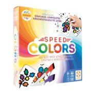 Fejlesztő játékok Speed Colors társasjáték