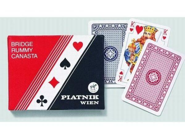 Kártyák Standard Bild Römi