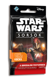 Kiegészítő Star Wars – Sorsok – A Birodalom fegyverben kiegészítő
