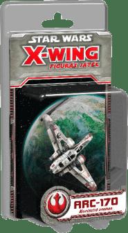 Kiegészítő Star Wars – X-Wing: ARC-170 Kiegészítő csomag