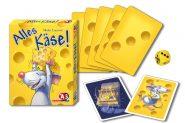Kártyák Sajtvadászat / Alles käse