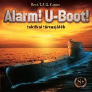 Társasjáték Alarm! U-Boot!