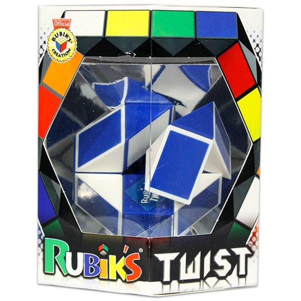 Rubik Rubik Twist kék-fehér