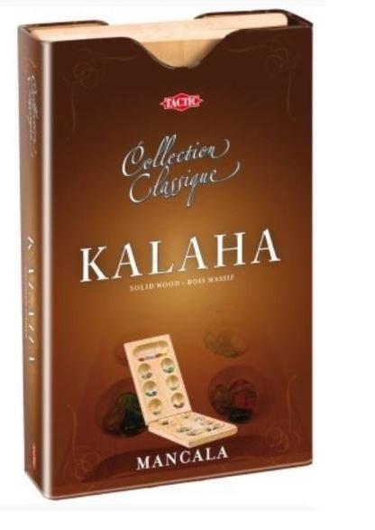 Társasjáték Kalaha – fadobozos