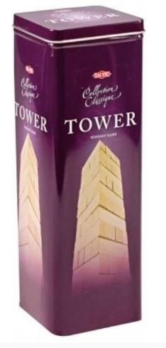 Társasjáték Tower – fémdobozos
