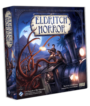 Delta Vision Eldritch Horror