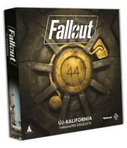 Delta Vision Fallout: Új-Kalifornia (kiegészítő)