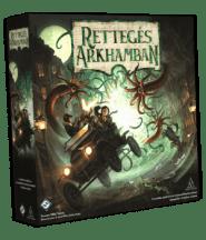 Delta Vision Rettegés Arkhamban 3. kiadás