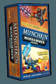 Delta Vision Munchkin Warhammer 40.000
