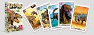 Kártyák Dínók