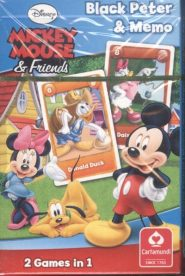 Kártyák Mickey Mouse & Friends – Fekete Péter