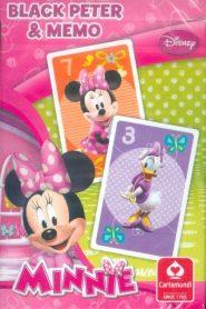 Kártyák Minnie – Fekete Péter
