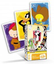 Kártyák Looney Tunes – Bolondos dallamok – Fekete Péter és Memo