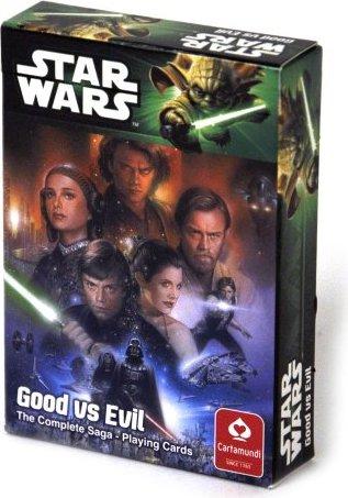 Kártyák Star Wars – Good vs. Evil