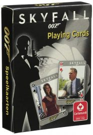 Kártyák 007 Skyfall kártya