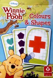 Kártyák Micimackó ÚJ színek és formák óriás kártya