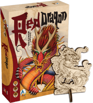 Saját termékeink Red Dragon+Promó kezdő játékos jelző