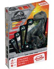 Kártyák Jurassic World – Fekete Péter és Memo