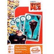 Kártyák GRU 3 – Fekete péter és Memo