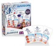 Kártyák Jégvarázs II – Pantomim játék