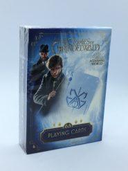 Kártyák Legendás Állatok II. Grindelwald bűntettei