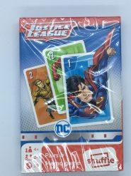 Kártyák DC – Justice League