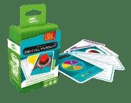 Kártyák Trivial Pursuit – Csend el a választ