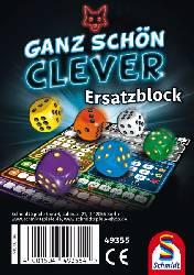 Kiegészítő Ganz Schön Clever! Pót tömb
