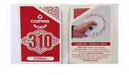 Kártyák Copag – 310 SVENGALI bűvész kártya
