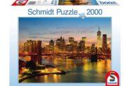 Puzzle Schmidt Puzzle – New York, 2000 db