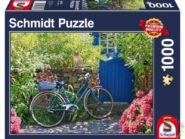 Puzzle Schmidt Puzzle – Country outing by Bike, 1000 db
