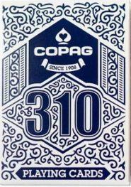 Kártyák Copag – 310 Bűvészkártya – Kék