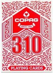 Kártyák Copag – 310 Bűvészkártya – Piros