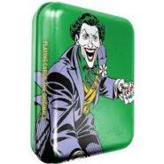Kártyák DC – Joker römi kártya – Fémdobozban